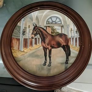 Spode Cleveland Bay The Noble Horse Collection